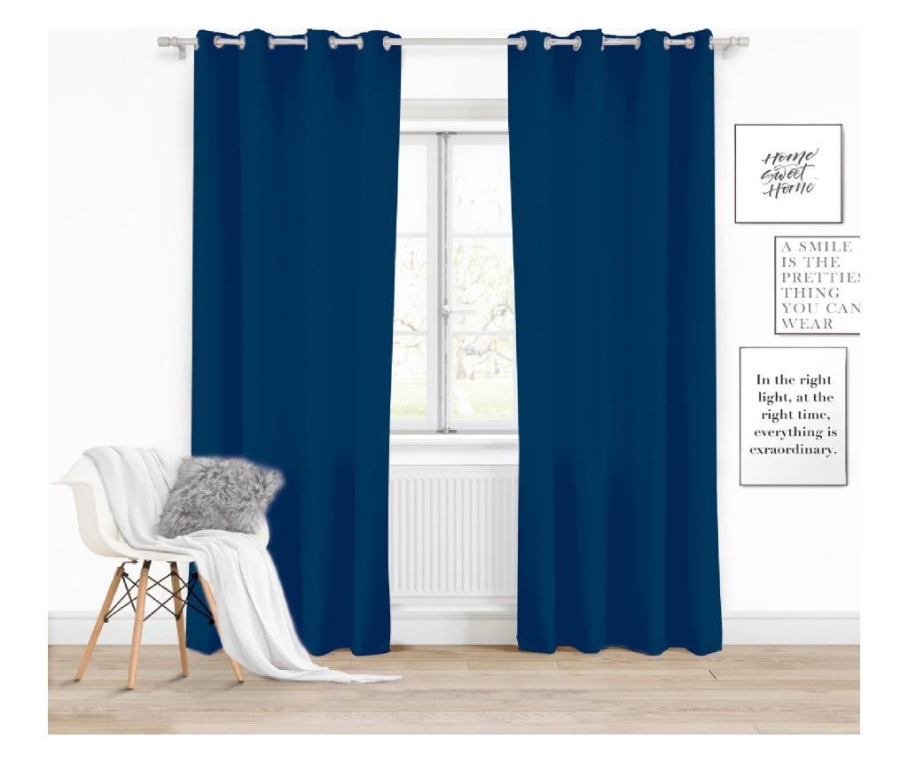 Viva Blue Sötétítő 140x250 cm