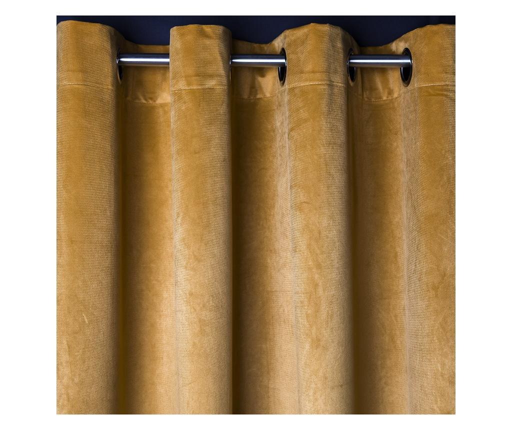 Pierre Mustard Sötétítő 140x270 cm