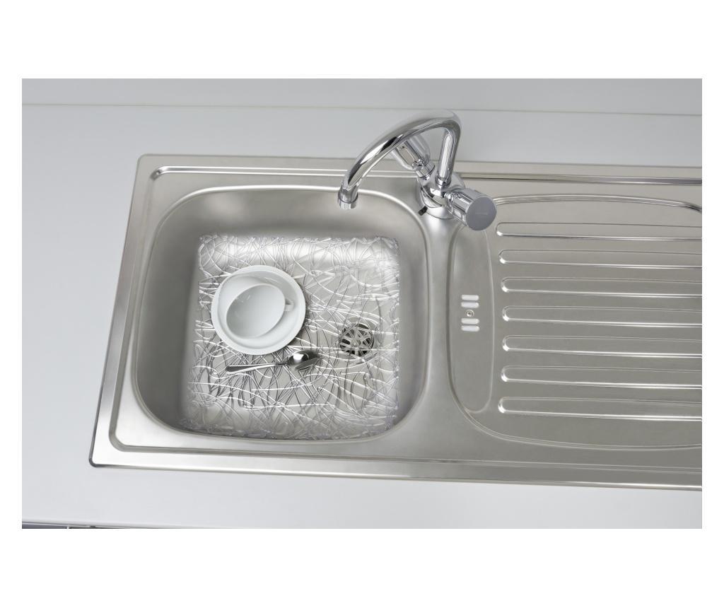 Védőlap mosogatókagylóba 30.5x30.5 cm