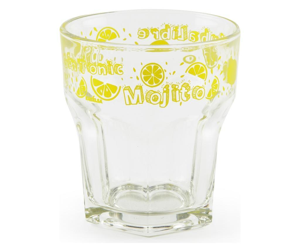 Koktélos pohár 350 ml