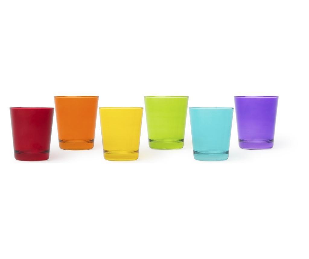 Set 6 čaše Portofino 300 ml