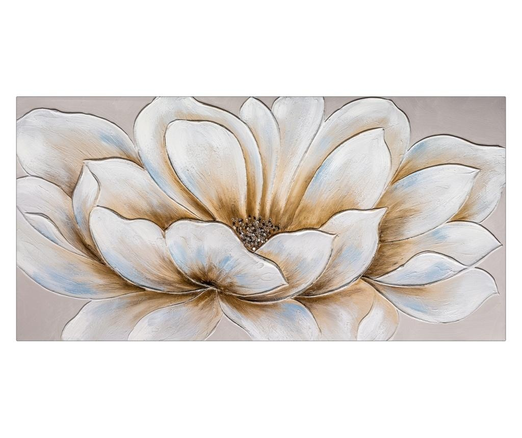 Slika Lotus Flower 60x120 cm