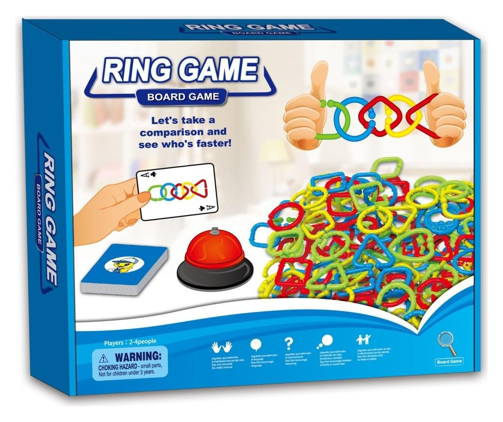 Igra Ring Up: Ouch Game
