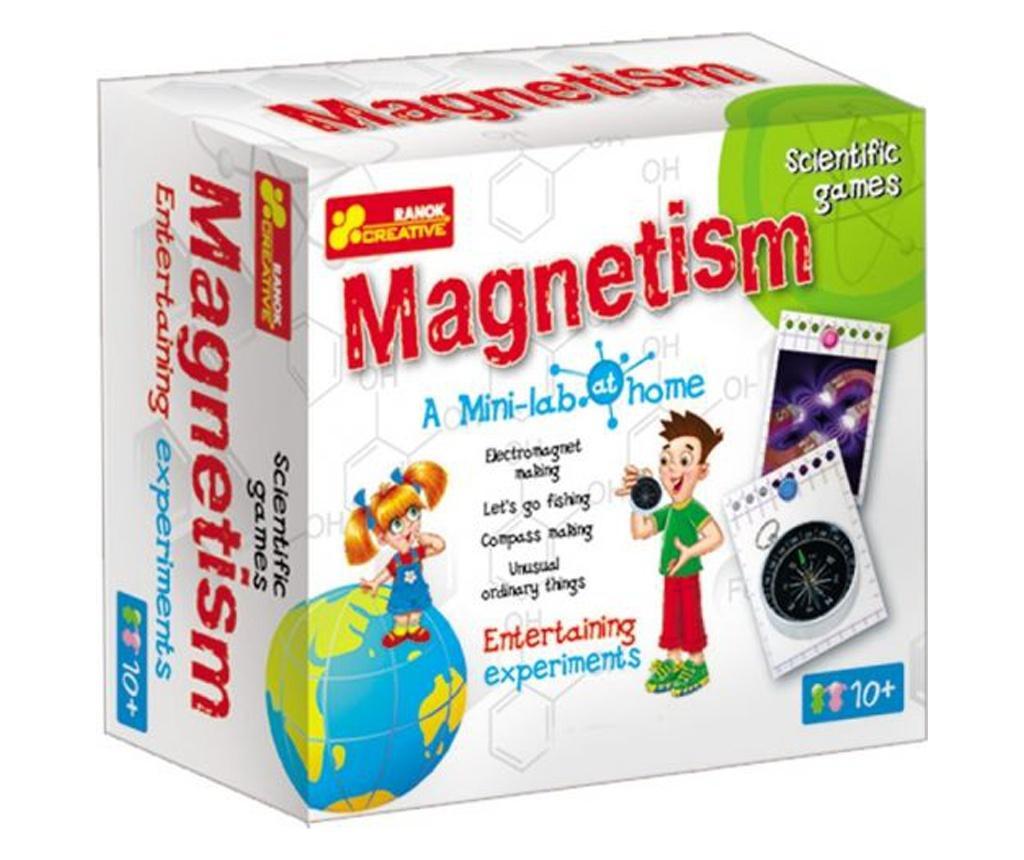 Magnetism Oktató játék
