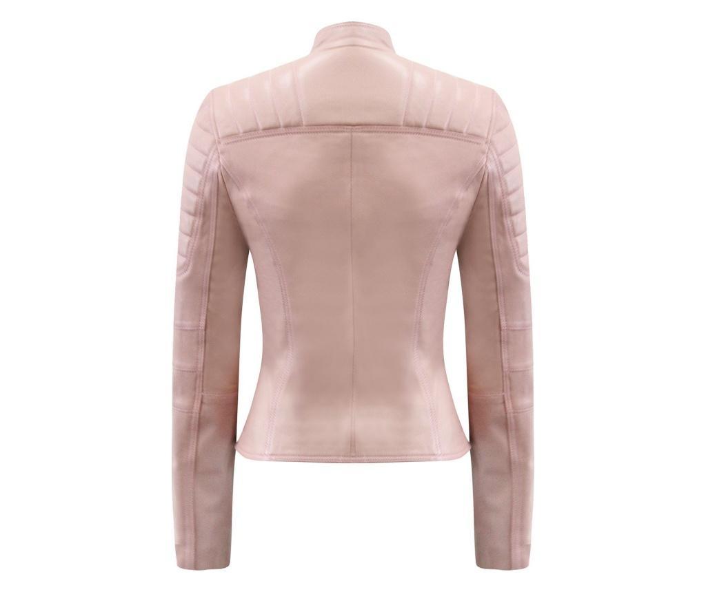 Jacheta piele dama Iparelde Pink XS