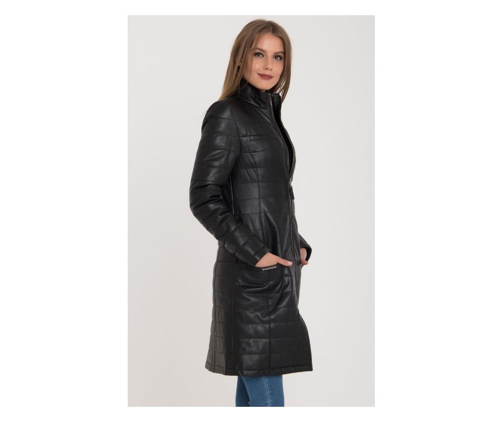 Ženska usnjena jakna Iparelde Black M