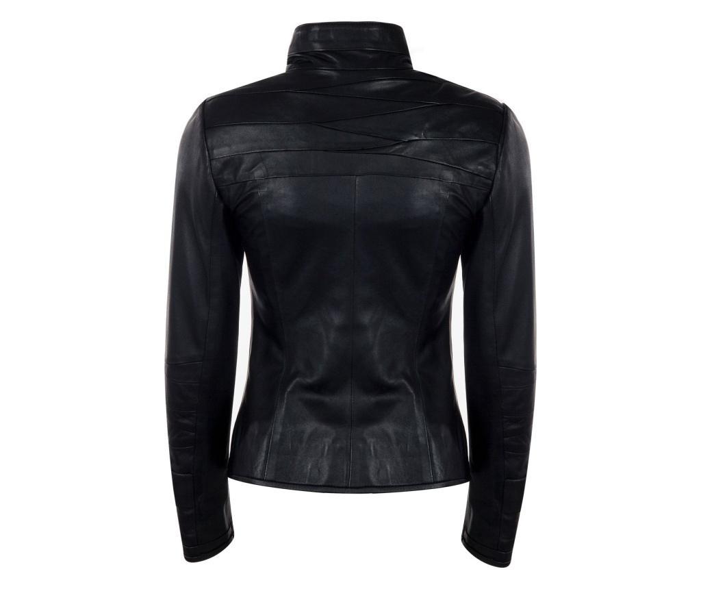 Ženska usnjena jakna Iparelde Black S