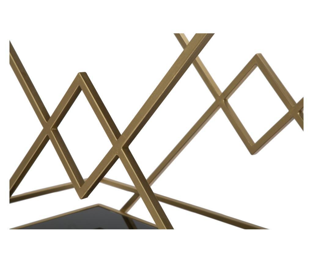 Glam Piramid Zsúrkocsi
