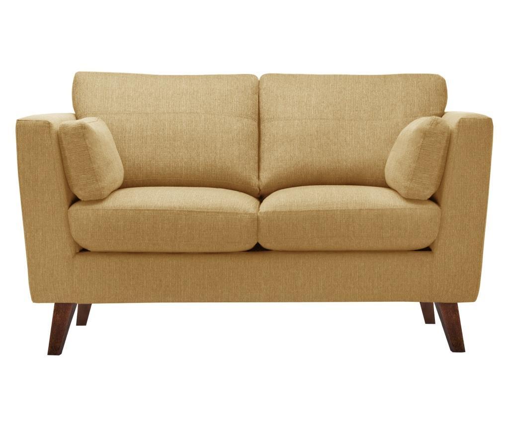 Sofa trosjed Elisa Yellow