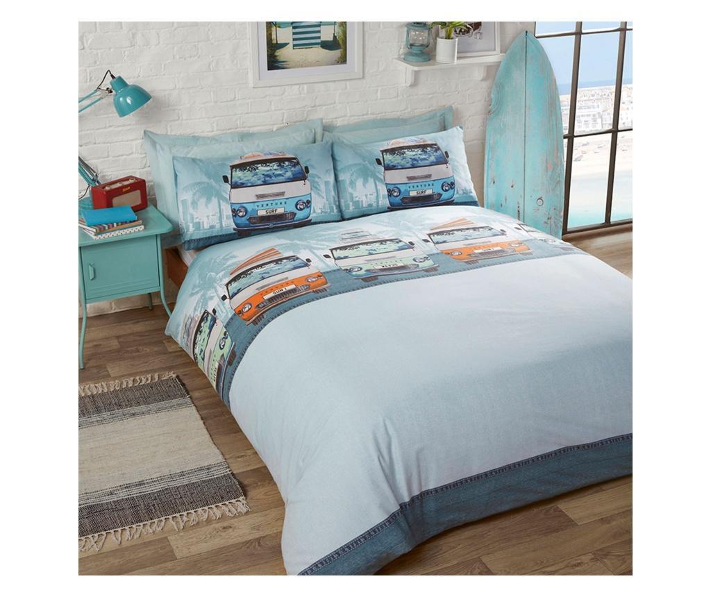 Campervan Kétszemélyes ágynemű
