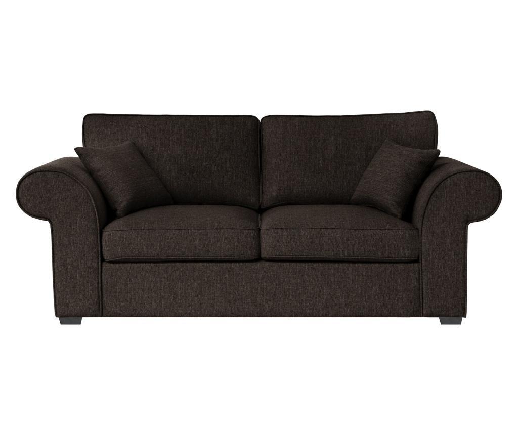 Ivy Brown Kétszemélyes kihúzható  kanapé