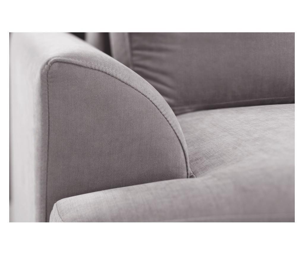 Kauč dvosjed na razvlačenje Irina Ashen Brown