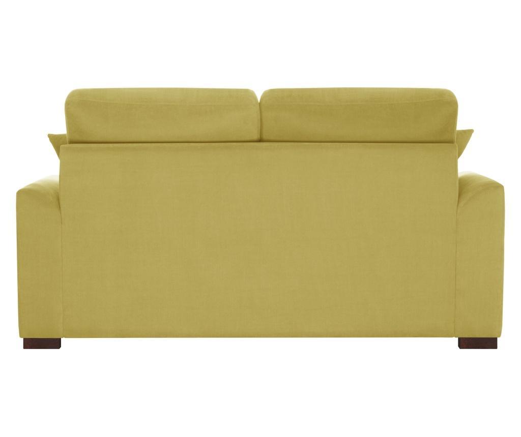 Kauč dvosjed Irina Yellow