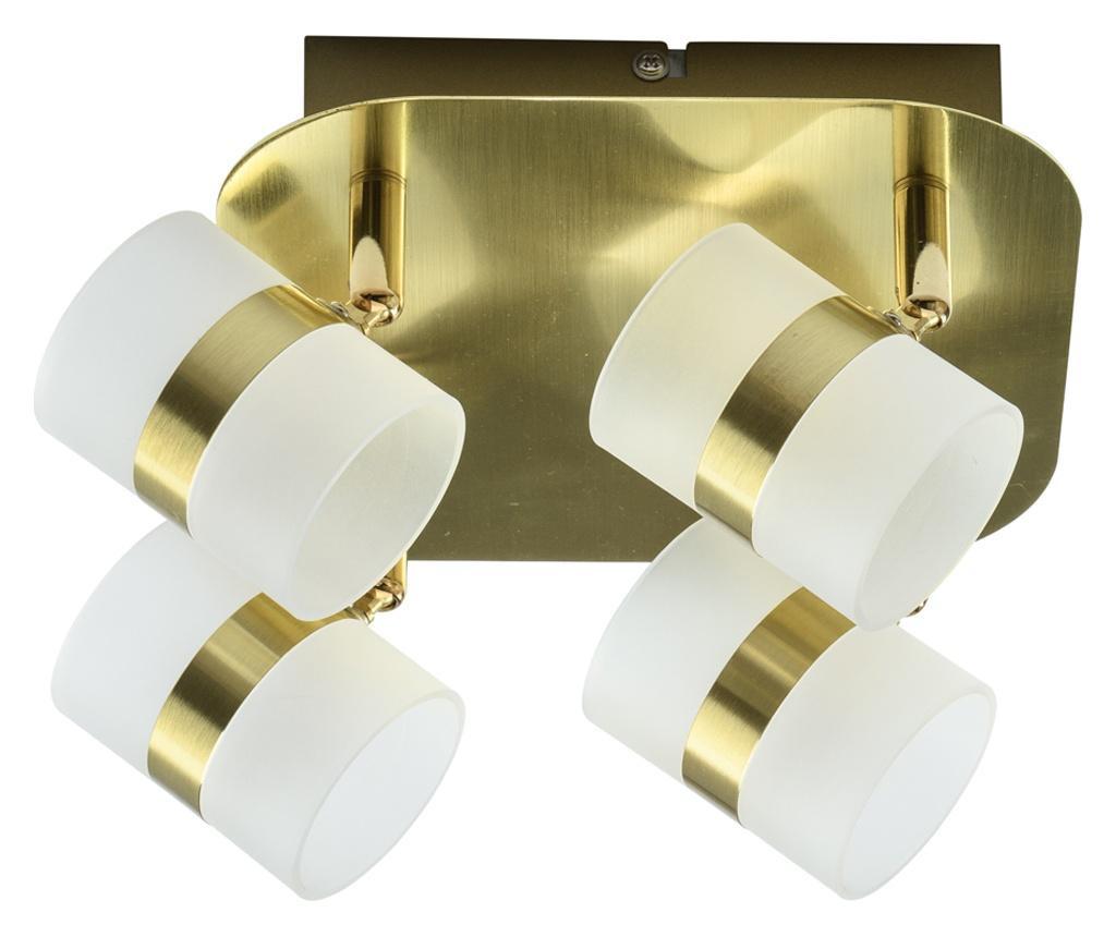 Stropna svjetiljka Graffiti Four Gold