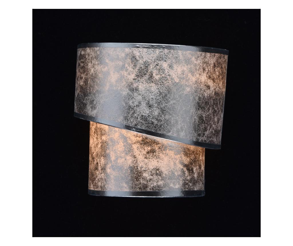 Zidna svjetiljka Nora Silver