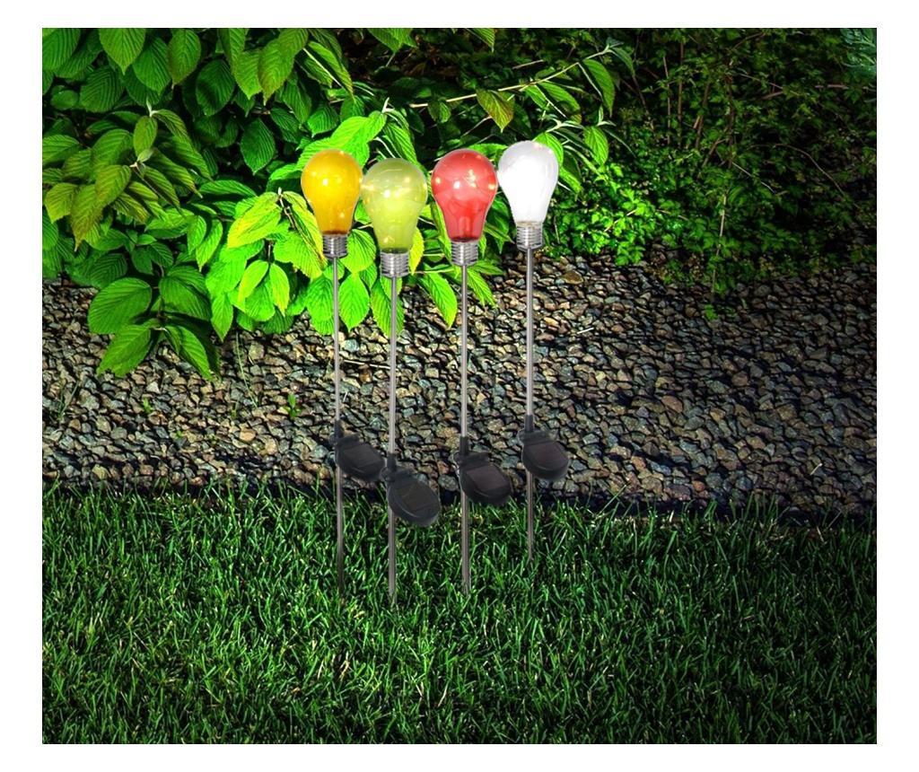 Taya 4 db Napelemes lámpa