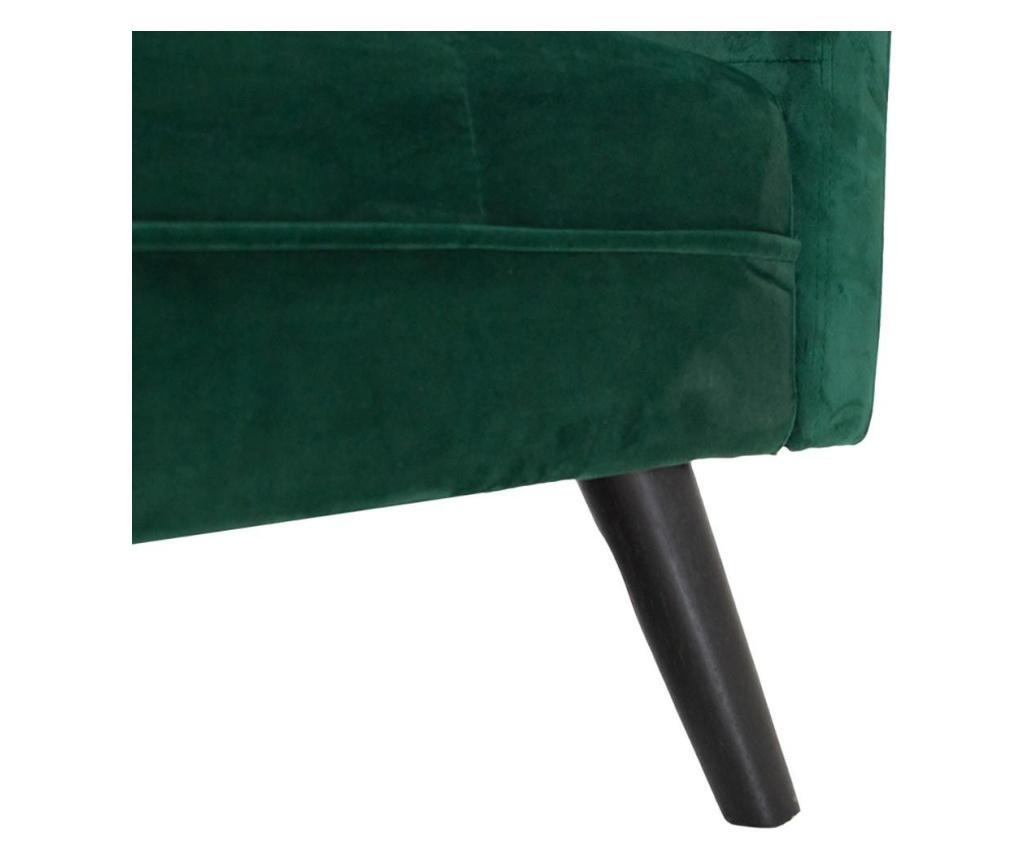 Set kauč na razvlačenje i tabure za noge Dream Green