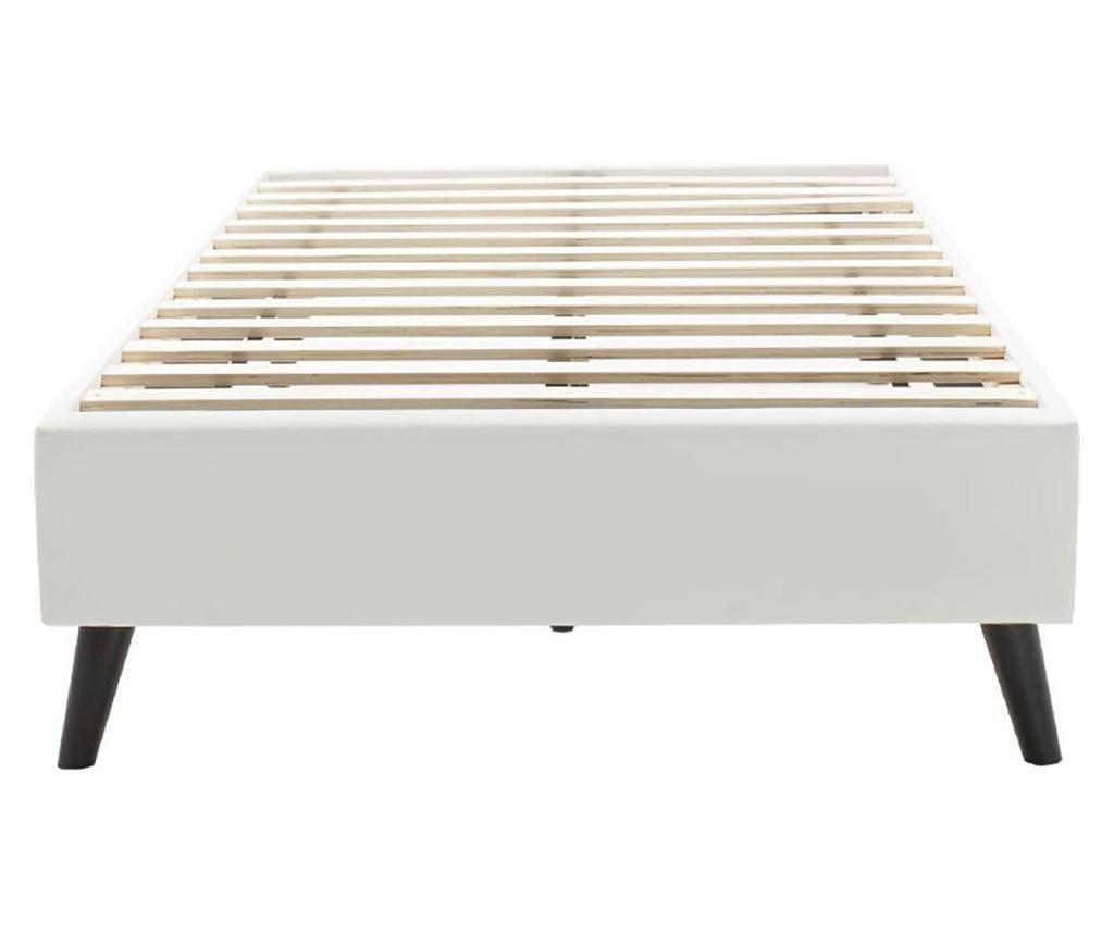 Základňa postele Substrate White 100x200 cm