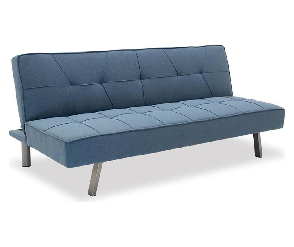 Raztegljiv kavč Travis Blue