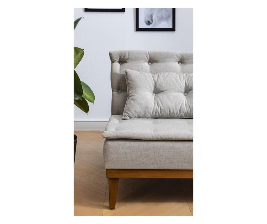 Ralph Cream Háromszemélyes kihúzható kanapé