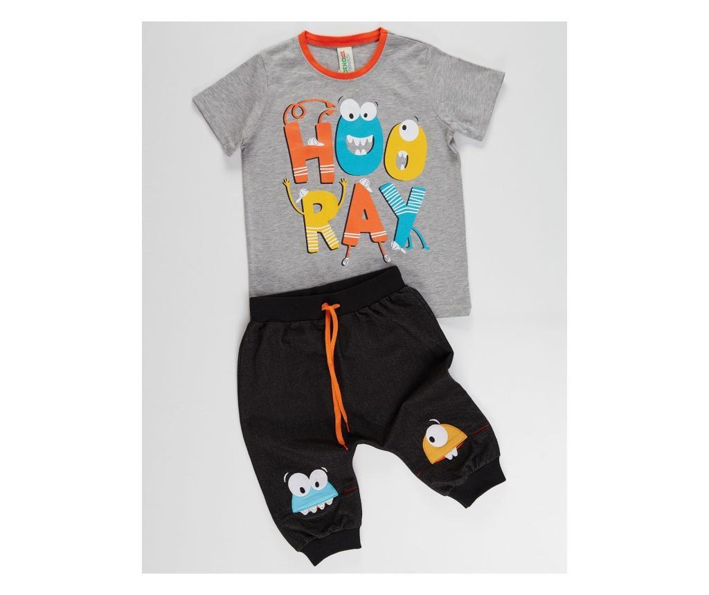 HooRay Gyerek póló és nadrág 2 years