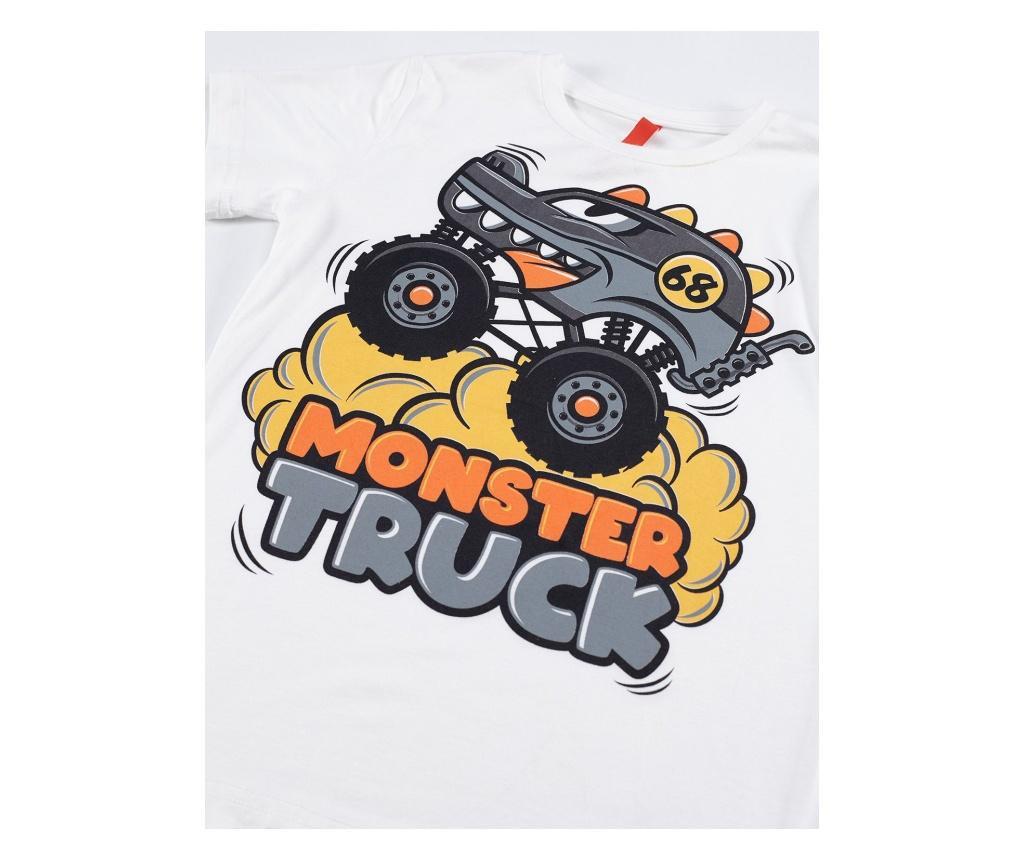 Monster Cars Gyerek póló és nadrág 4 years