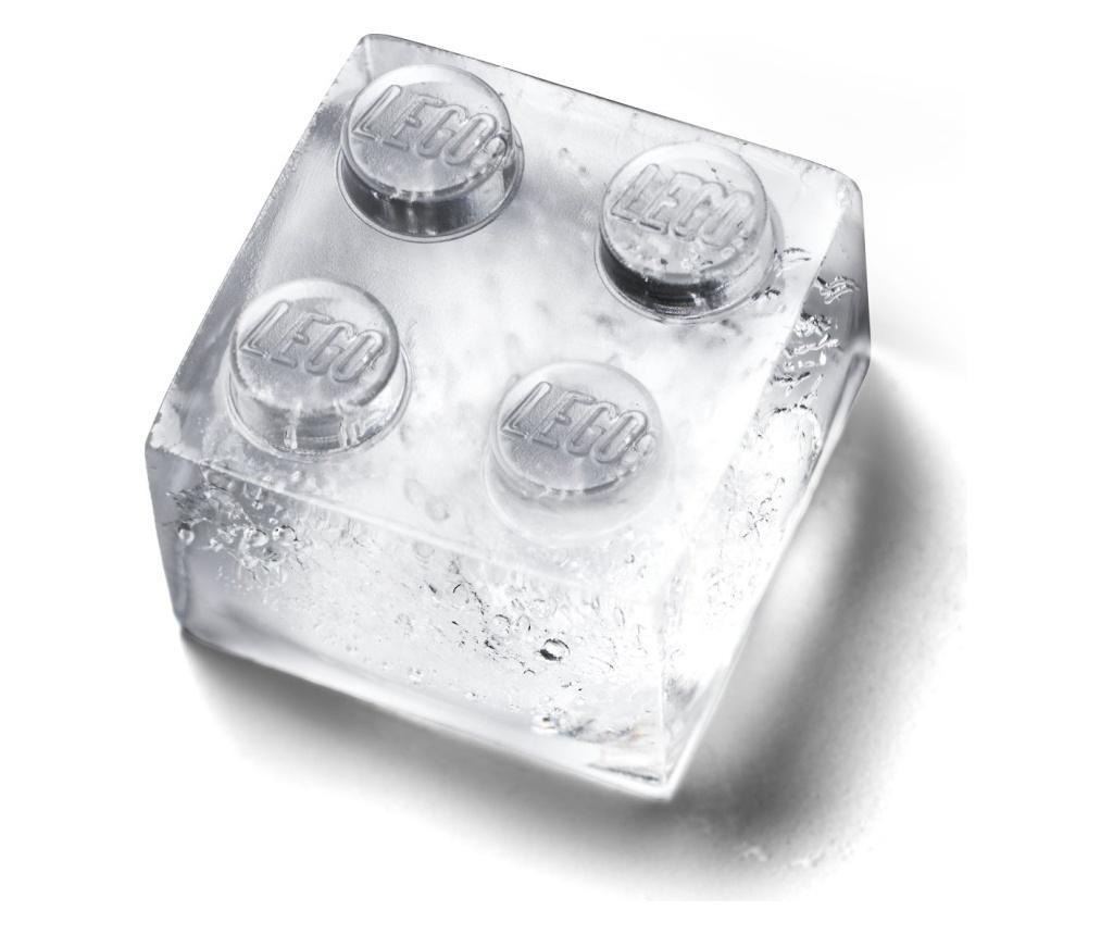 LEGO Grey Jégkocka tálca