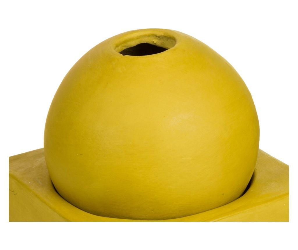 Držač za  svijeću Zen Mustard S