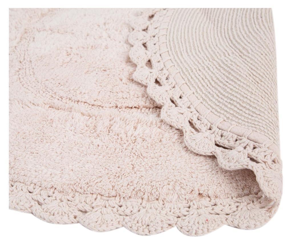 Catty Pink Fürdőszoba szőnyeg 120 cm