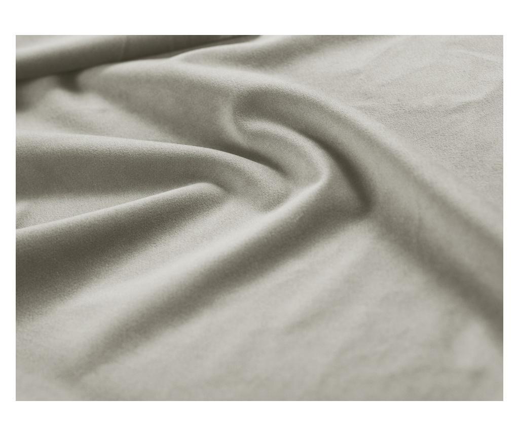 Posteljno vzglavje Exupery Velvet Beige 120x180 cm