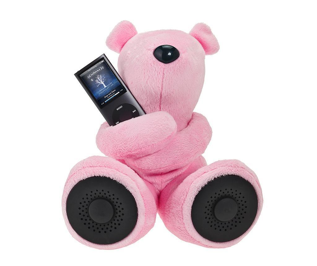 Přenosný reproduktor hi-George Light Pink