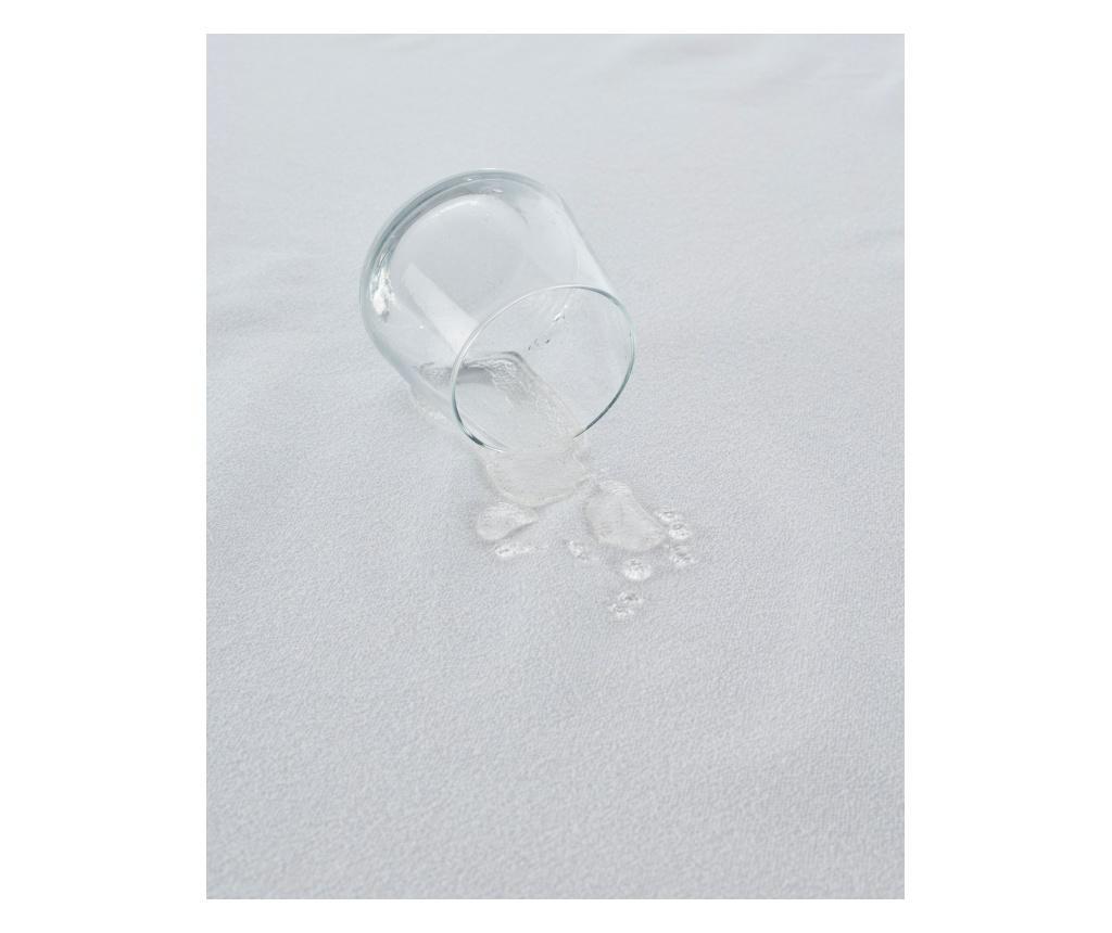 Protectie impermeabila pentru saltea Zipper 140x200 cm