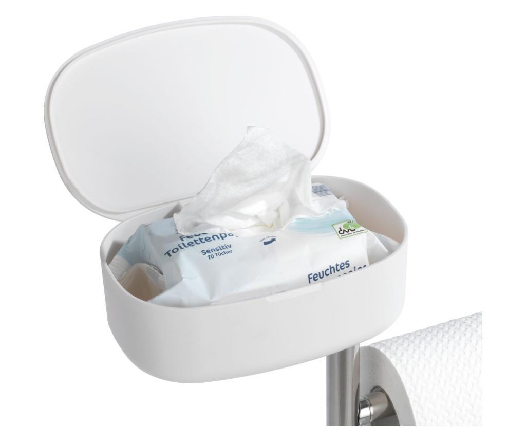 WC-papír és kefe tartó