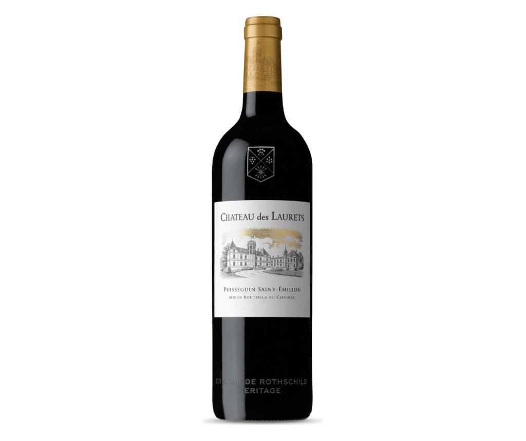 Vin rosu Chateau de Laurets Edmond de Rothschild 750 ml