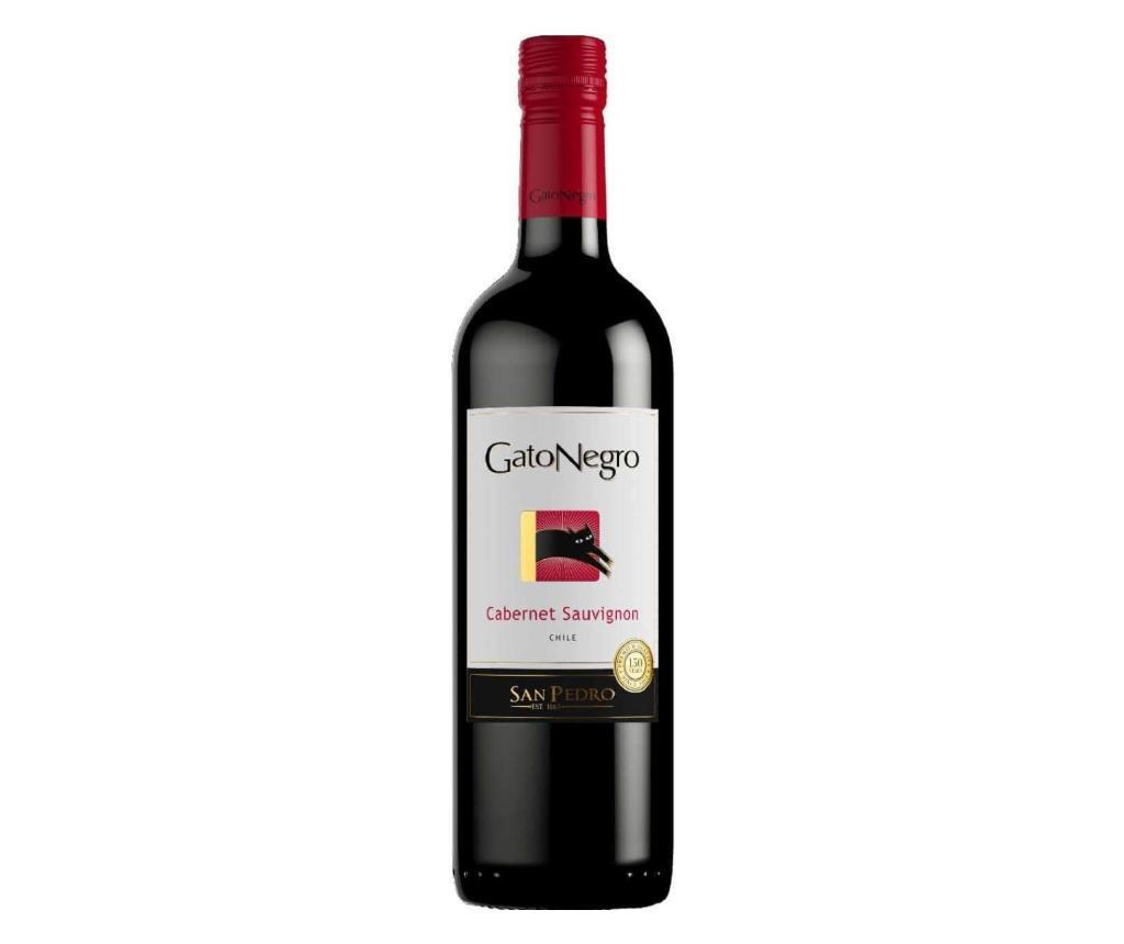 Vin rosu San Pedro Gato Negro Cabernet Sauvignon 750 ml