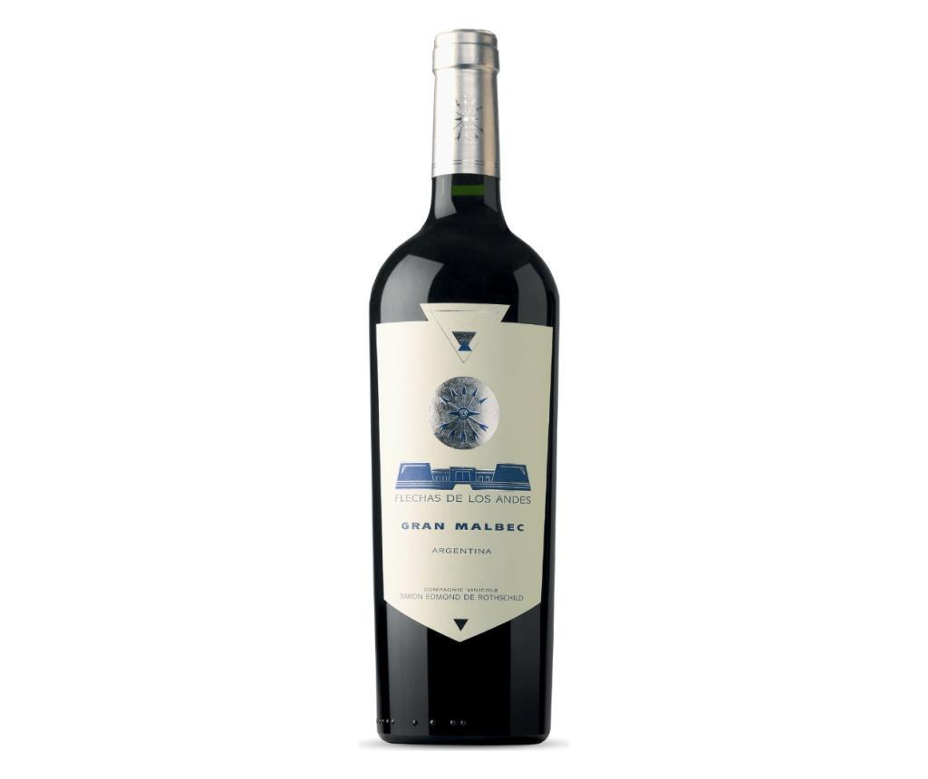 Vin rosu Baron Edmond de Rothschild Gran Malbec 750 ml