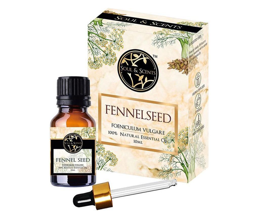 Set esencijalnog ulja i kapaljka Fennelseed 10 ml
