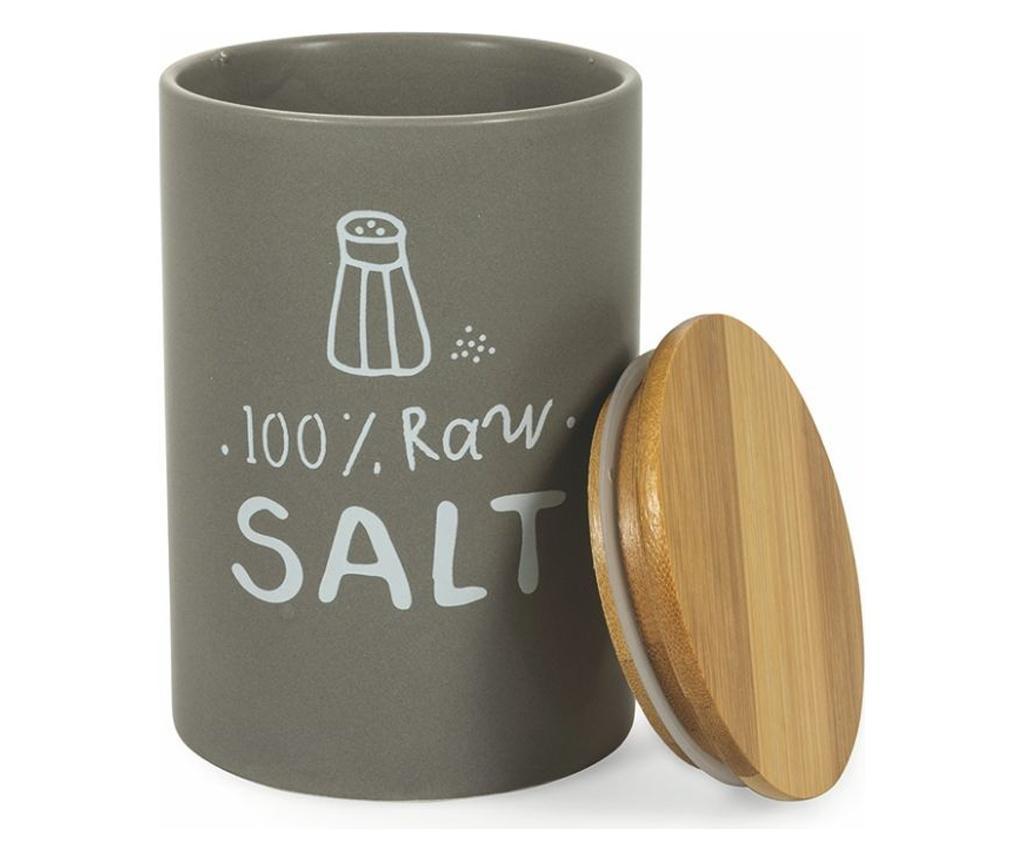 Hermetička posuda za sol Natural