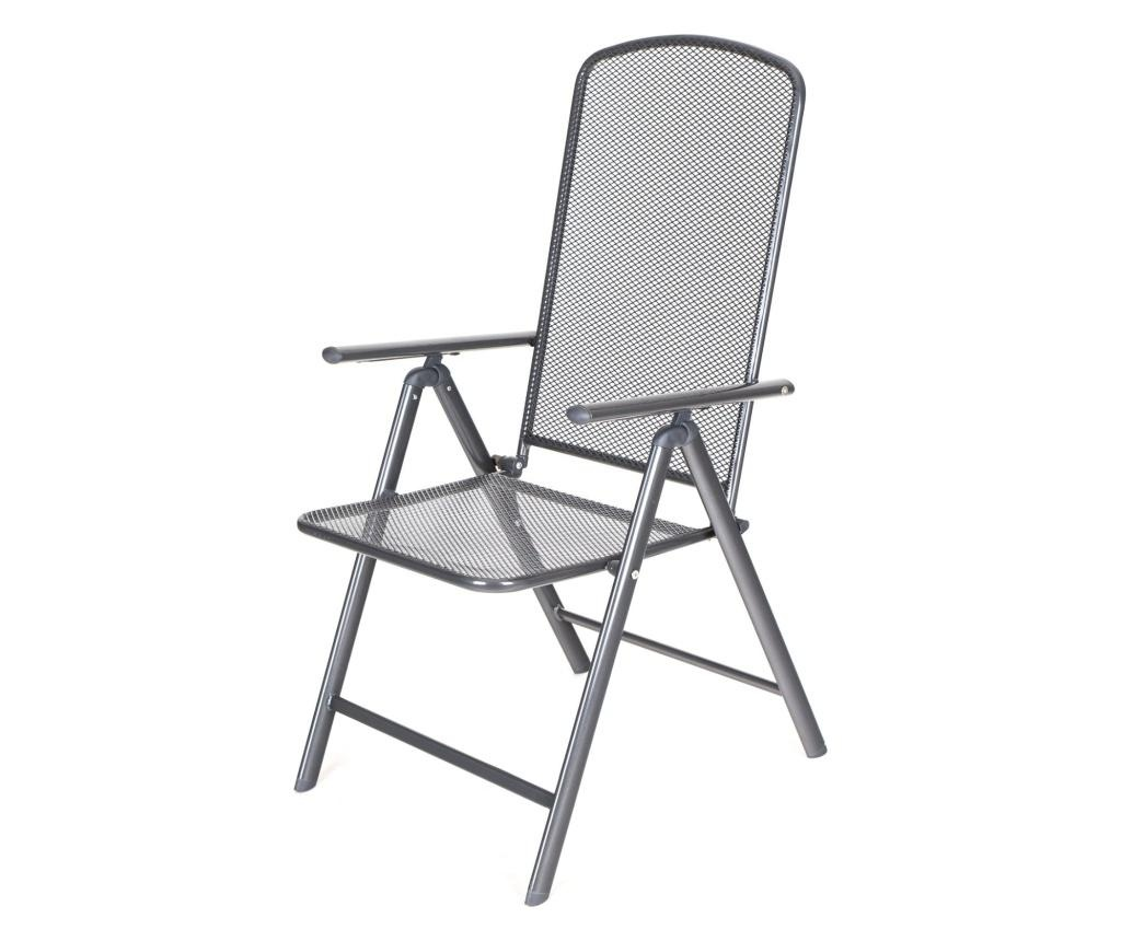 Składane krzesło zewnętrzne Sutton