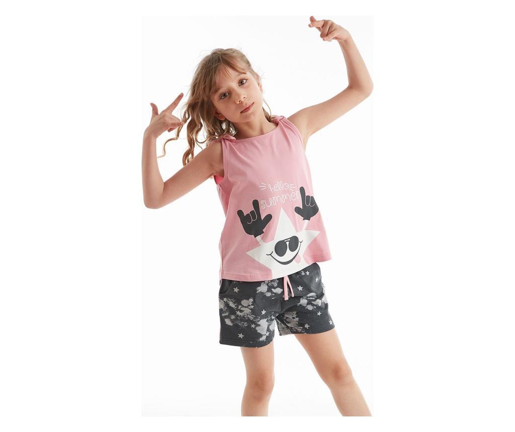 Hello Summer Lány rövidnadrág és póló 3 years