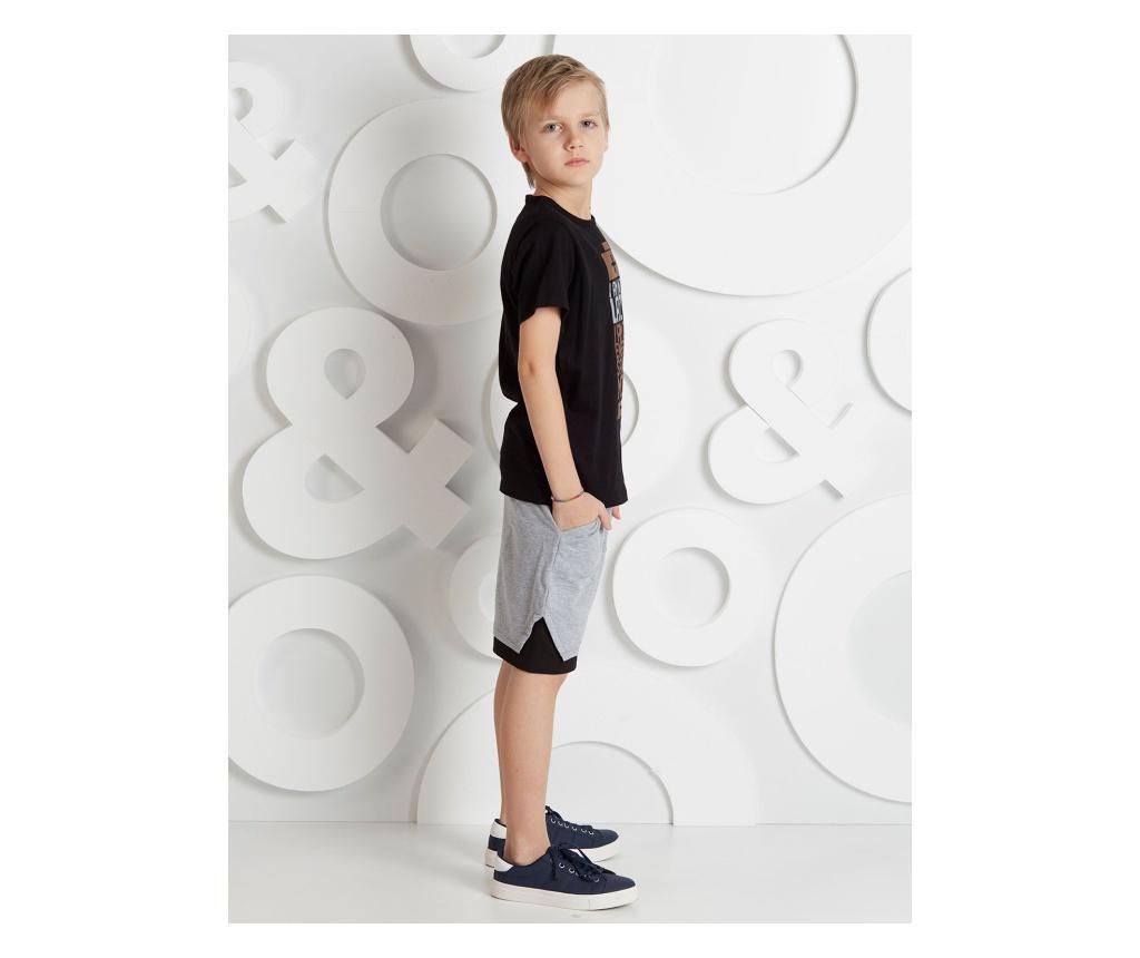 Otroški komplet - majica s kratkimi rokavi in hlače Saving Mode 6 years
