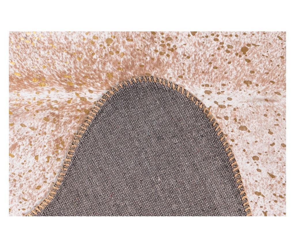 Vaquilla Gold Light Brown Szőnyeg 160x220 cm