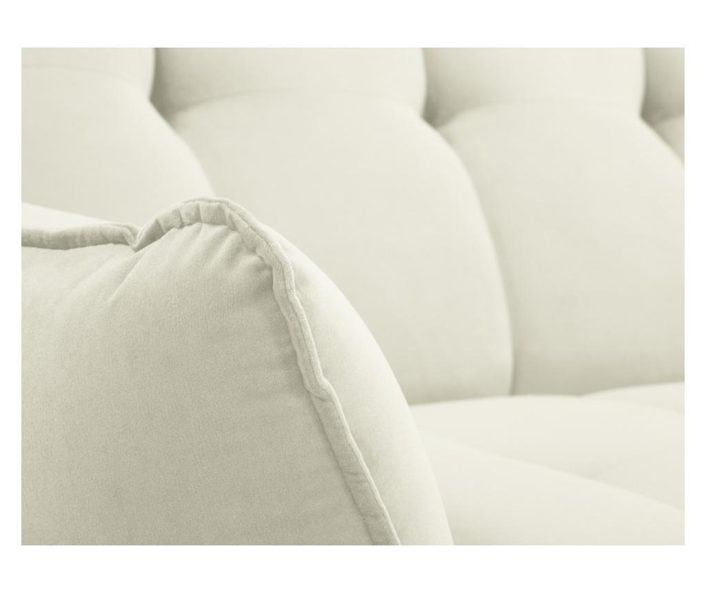 Canapea extensibila cu 3 locuri Colorado Light Beige