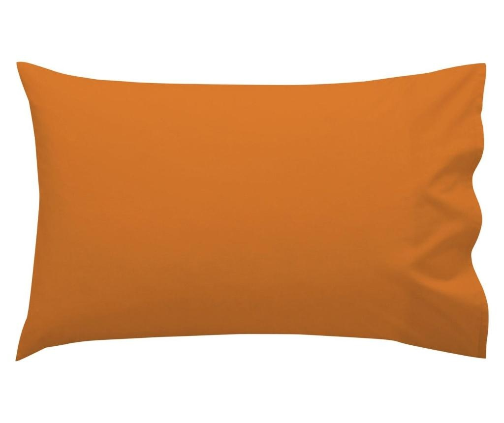 Fata de perna Basic Rectangular Orange 40x60 cm