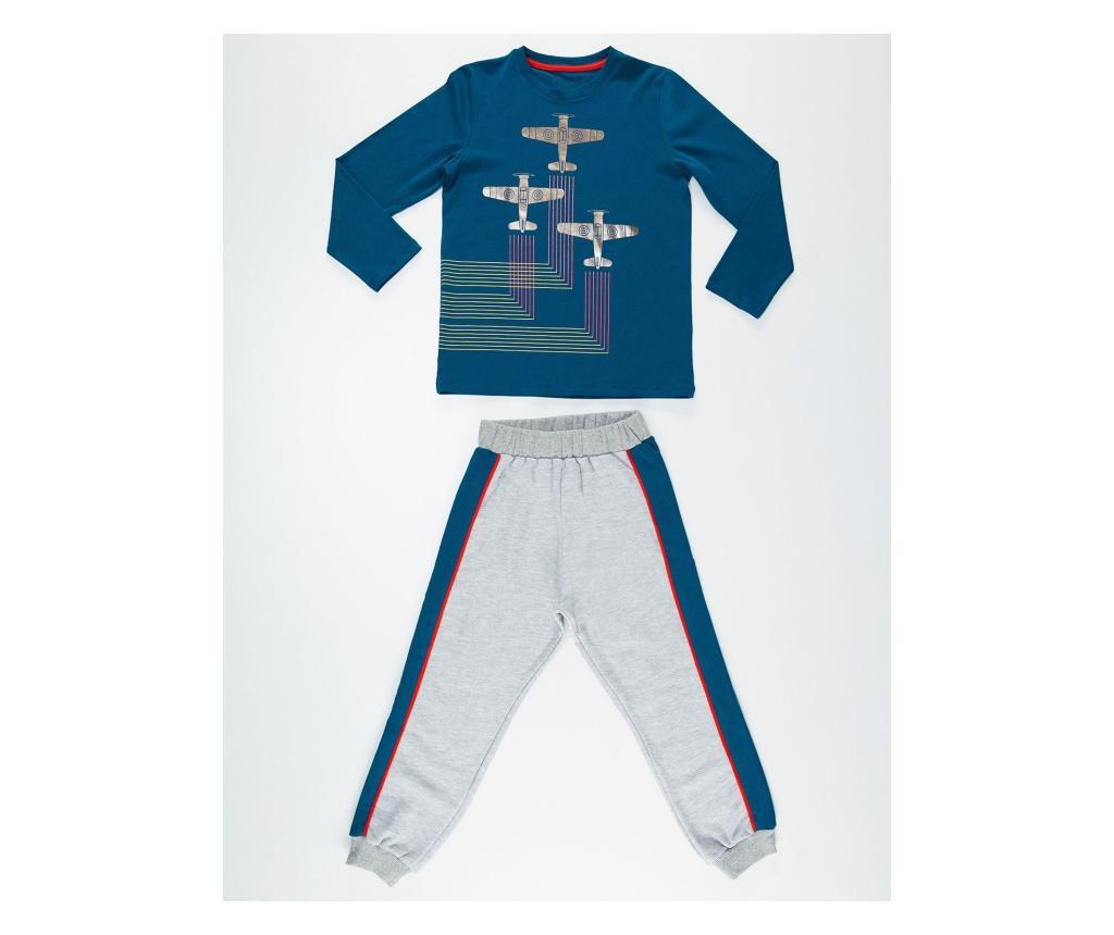 Set bluza si pantaloni 3 Gliders 6 years