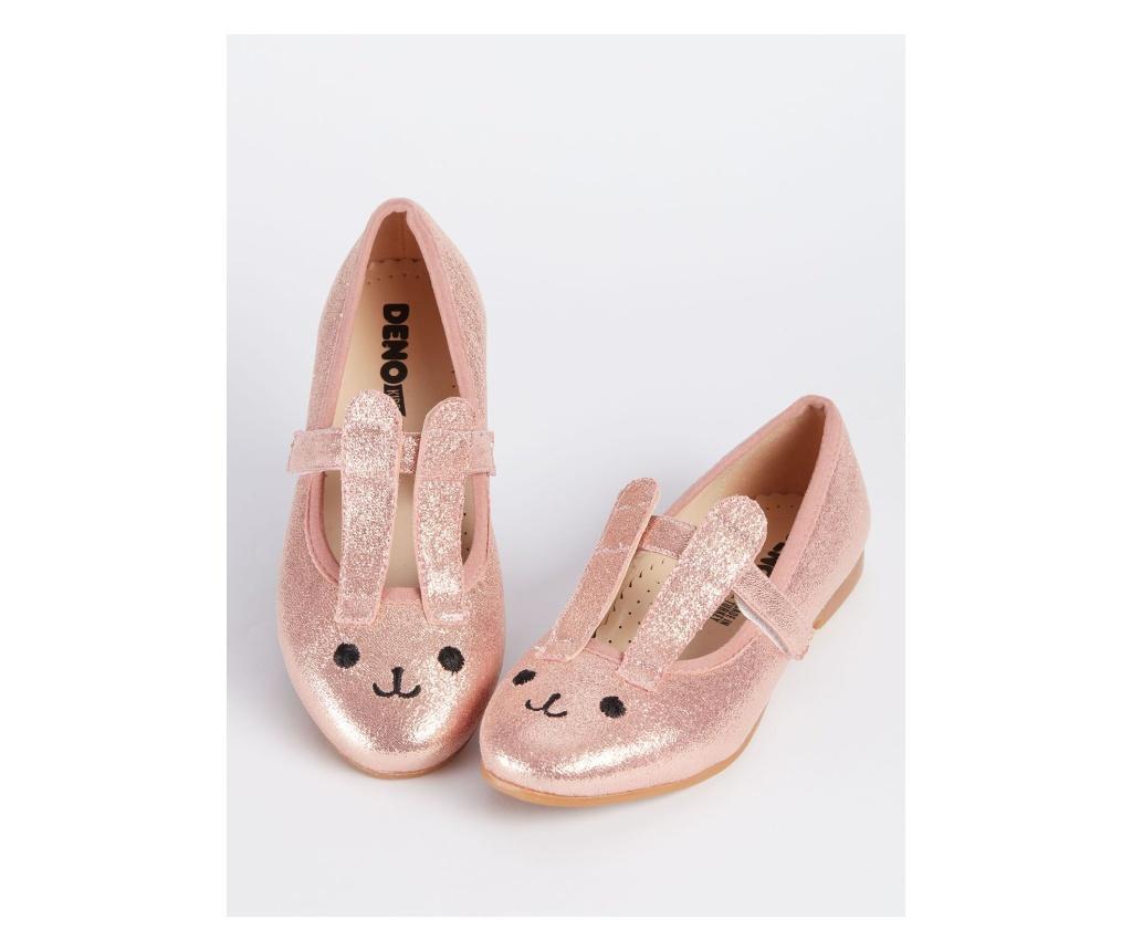 Balerini Bunny Pink Ballet 33