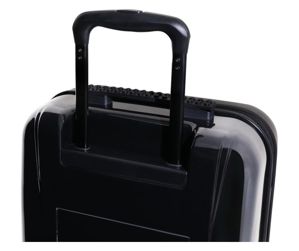 """Colourbox Brick Dots 20"""" Gurulós bőrönd"""