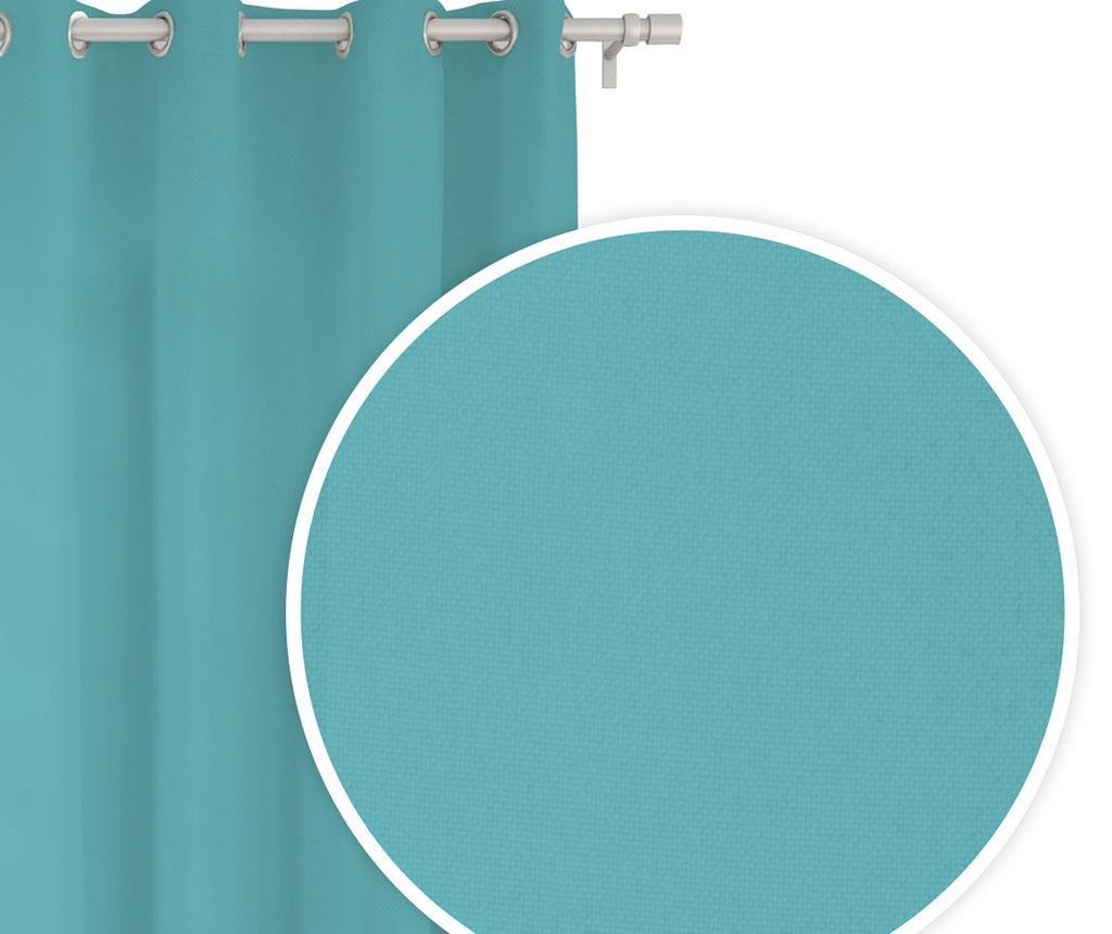 Viva Turquoise Sötétítő 140x250 cm
