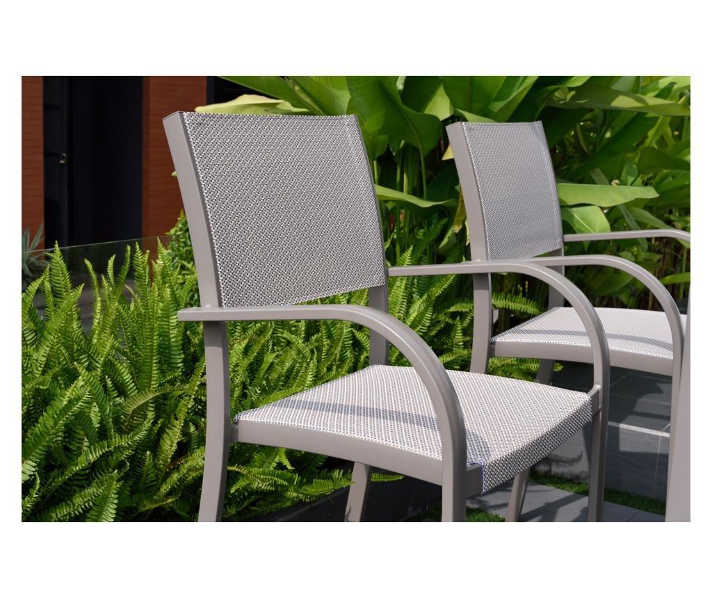 Ogrodowe krzesło barowe Morella Range